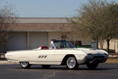1963 Ford Thunderbird Convertible Roadster
