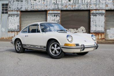 1971 Porsche 911 T - GARAGE FIND!