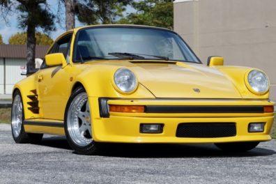 1975 Porsche 930 Turbo
