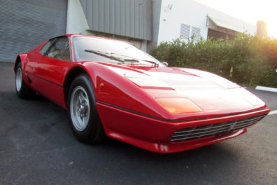 1981 Ferrari 512 BB Coupe