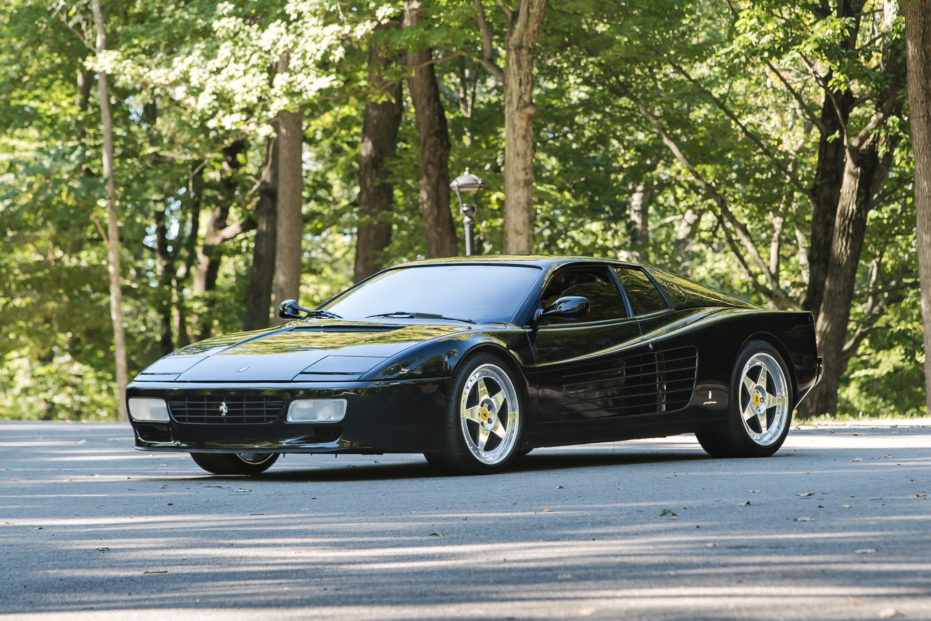1993 ferrari 512 testarossa hollywood wheels auctions shows vanachro Gallery