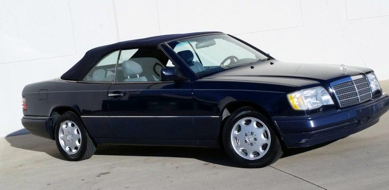 Benz E320 Cabriolet 7 Facebook