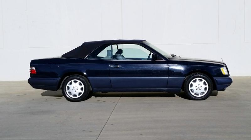 1994 Mercedes Benz E320 Cabriolet - Hollywood Wheels ...