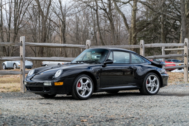 2017 Orlando Auto Show >> 1996 Porsche 993 Turbo - Hollywood Wheels Auction Shows