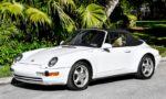 1998 Porsche 993 Cabriolet (16)