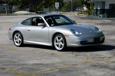 2003 Porsche 996 C2 Coupe