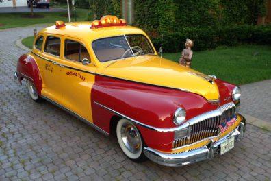 1947 Desoto S-11 Custom Taxi