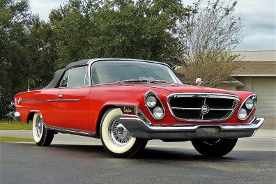 1962 Chrysler 300 H Convertible