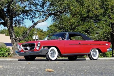 1962 Chrysler 300 H Convertible