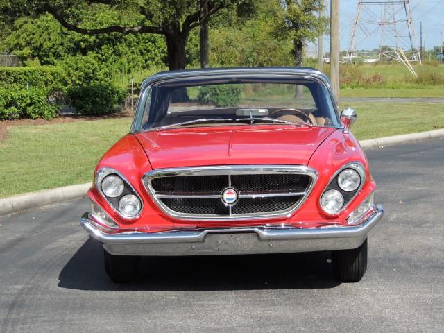 1962 chrysler 300 h convertible hollywood wheels auction. Black Bedroom Furniture Sets. Home Design Ideas