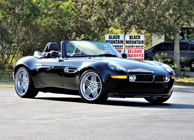 BMW Z Alpina Roadster Hollywood Wheels Auction Shows - Bmw z8 alpina