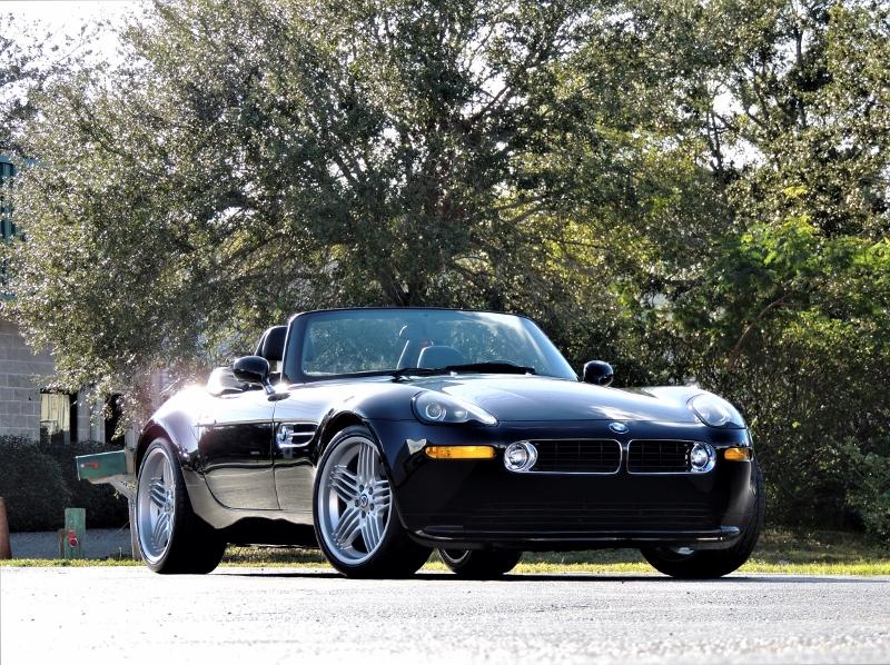 BMW Z8 Alpina >> 2003 Bmw Z8 Alpina Roadster Hollywood Wheels Auction Shows