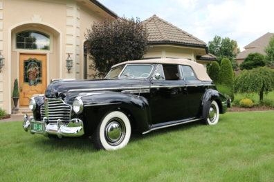 1941 Buick 51-C Convertible