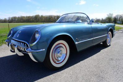 1954 Chevy Corvette Convertible