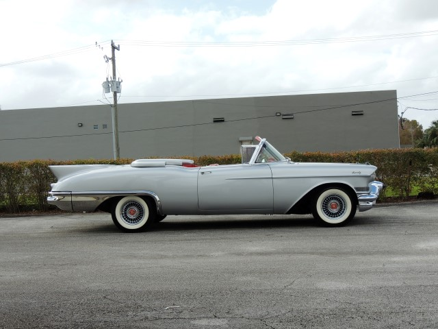 1957 Cadillac Eldorado Biarritz Convertible Hollywood