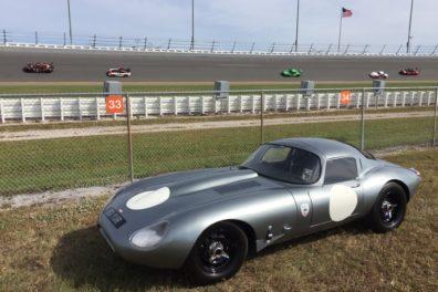 1962 Jaguar Low Drag Coupe