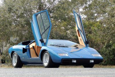 1975 Lamborghini LP 400 'Periscope' Restored by Bob Wallace