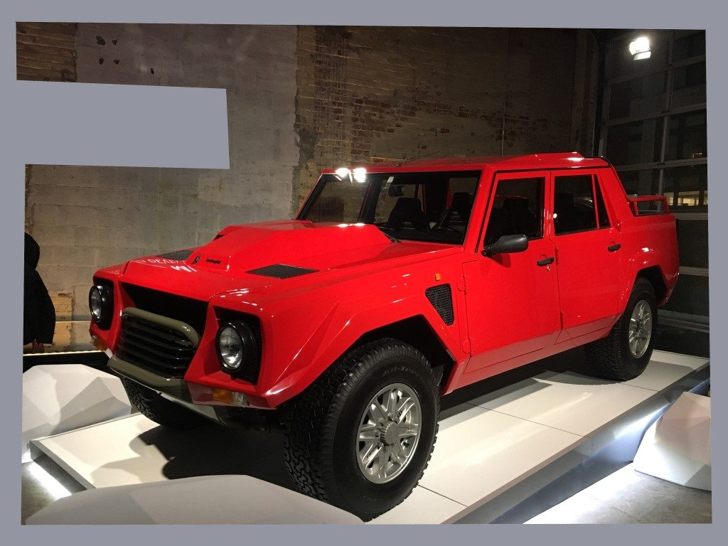 1990 Lamborghini Lm002 Hollywood Wheels Auction Shows