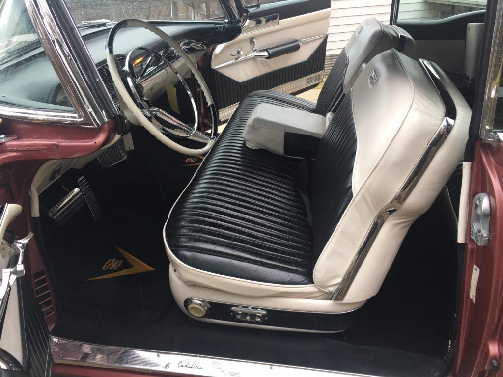 1957 Cadillac Eldorado Biarritz Convertible Hollywood Wheels 57 20 Previous Next