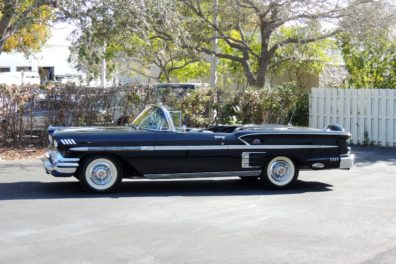 1958 Chevy Impala Convertible