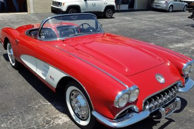 1959 Chevy Corvette Convertible