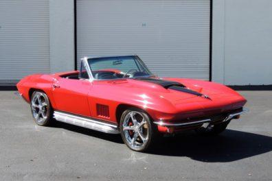1966 Chevy Corvette Convertible Restomod