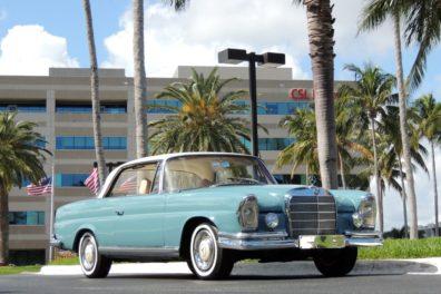 1967 Mercedes 250SE Coupe