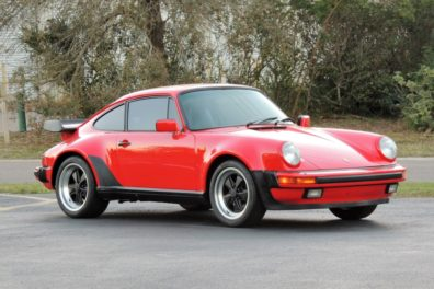 1985 Porsche 911 'Turbo Look'