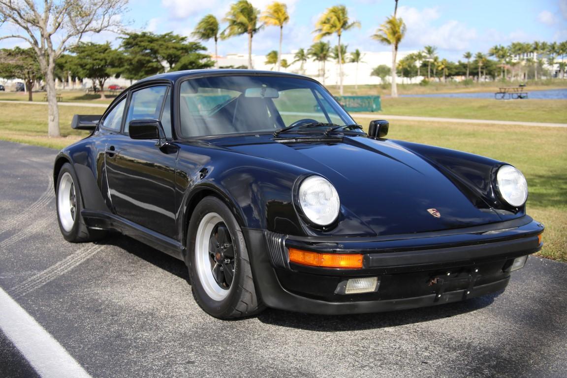 Car Show Orlando >> 1986 Porsche 911 Turbo - Hollywood Wheels Auction Shows