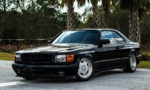 1990 Mercedes Benz 560 SEC AMG Wide Body 6.0 4V (1)