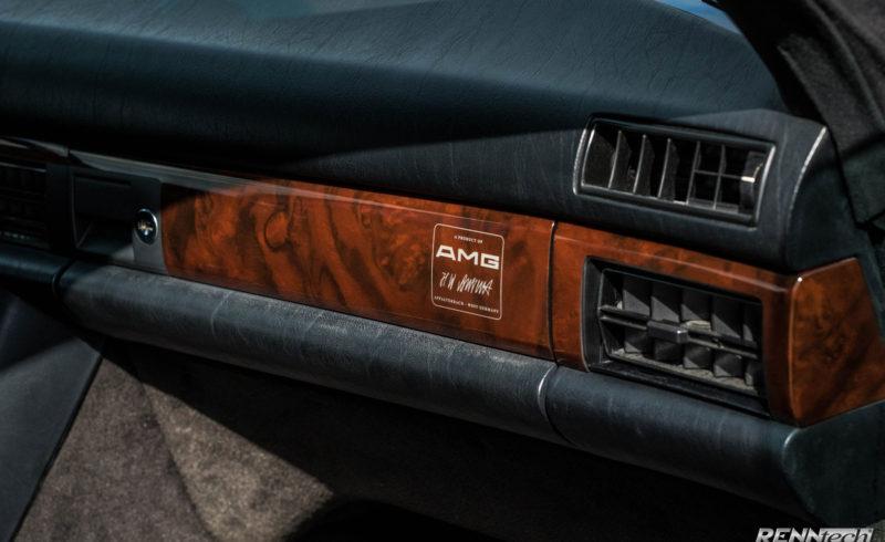 1990 Mercedes Benz 560 SEC AMG Wide Body 6 0 4V - Hollywood