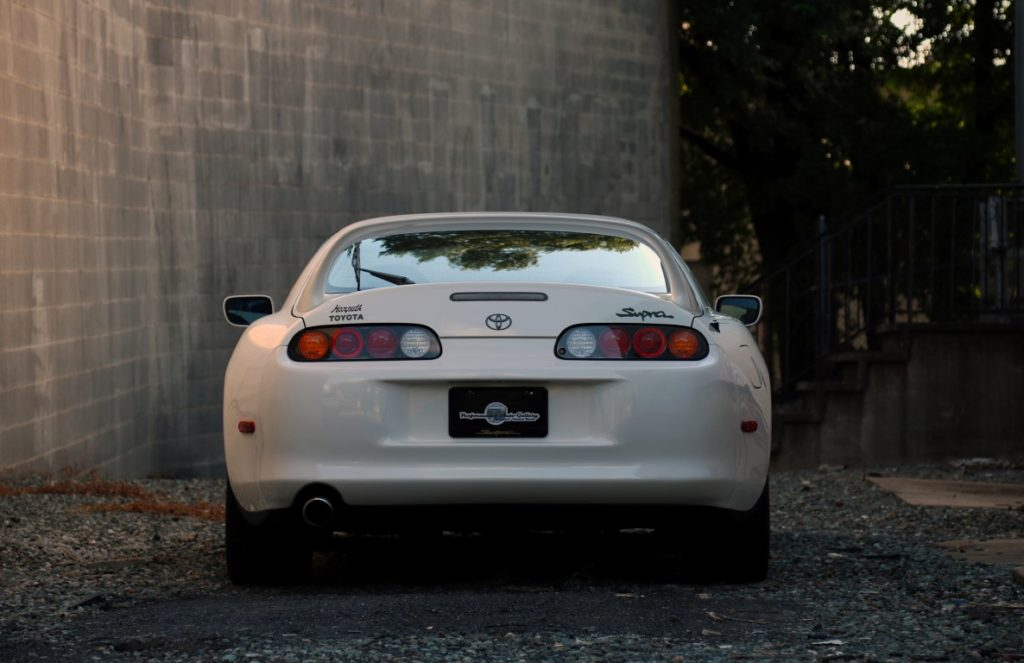 1994 Toyota Supra Turbo - Hollywood Wheels Auction Shows