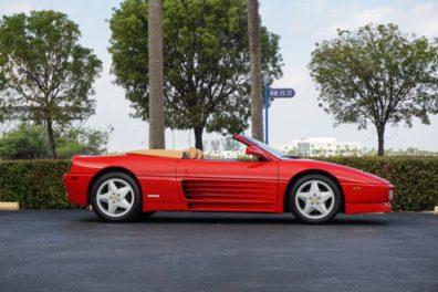1995 Ferrari 348 Spider Converitble