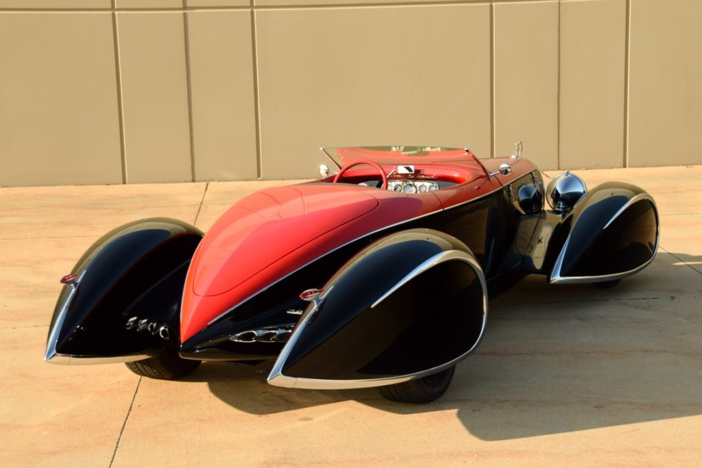 2003 Delahaye Speedster Hollywood Wheels Auction Shows