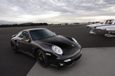 2012 Porsche 911 Turbo S 918 Spyder Edition – 1 of 41 Produced