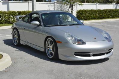 2000 Porsche Carrera 4S