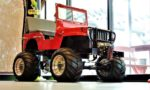 Mini Monster Jeep by East Coast Mini Classics (16)