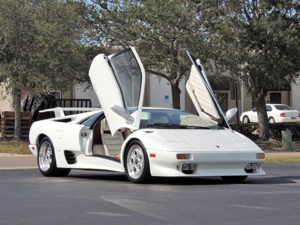 1994 Lamborghini Diablo Vt Hollywood Wheels Auction Shows
