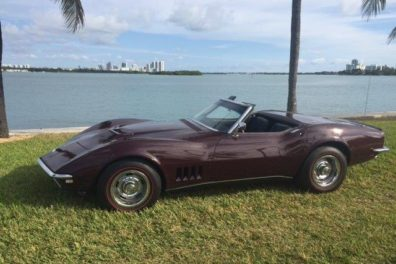 1968 Chevy Corvette Convertible