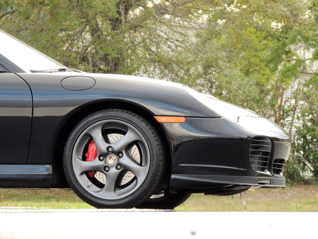 2002 Porsche 911 Turbo Coupe Hollywood Wheels Auction Shows