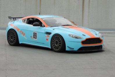 2012 Aston Martin Vantage GT4