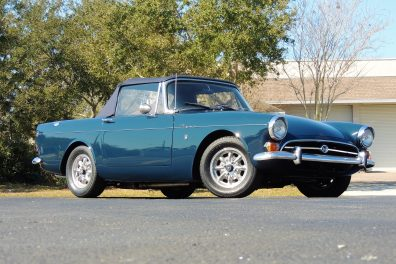 1965 Sunbeam Tiger 260