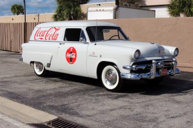1954 Ford Sedan Delivery Coca-Cola