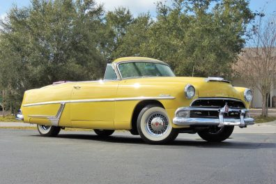 SOLD!!! 1954 Hudson Hornet Convertible Brougham - SOLD!!!