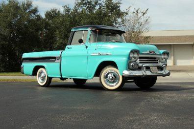 1958 Chevrolet Apache Cameo Pickup