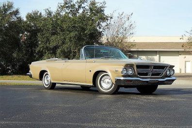 1964 Chrysler 300 K Convertible