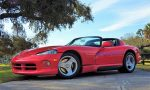 SOLD! 1993 Dodge Viper RT/10 Pace Car Edition SOLD! (1)