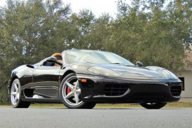 SOLD!!  2001 Ferrari 360 Spider  SOLD!!