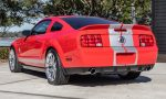 2007 Ford Mustang Shelby GT500 40th Anniversary Edition (21)