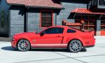 2007 Ford Mustang Shelby GT500 40th Anniversary Edition (22)
